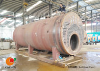 10 Ton Rubber Industrial Steam Boilers , Diesel Fired Steam Boiler Low Pressure