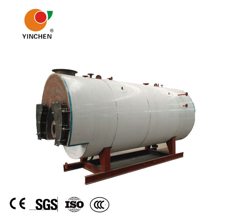1 Ton Mini Gas Fired Steam Boiler , Chemical Industry Package Type Boiler